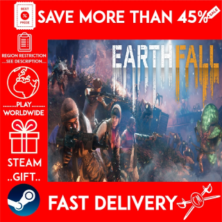 Earthfall (STEAM GIFT)🎁🎁🎁 (get a bonus game 🎮 and a discount 💵 for the next purchase)
