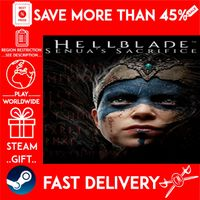 Hellblade: Senua's Sacrifice (STEAM GIFT) 🎁🎁🎁 (get a bonus game 🎮 and a discount 💵 for the next purchase)
