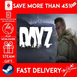 DayZ (STEAM GIFT) 🎁🎁🎁 (get a bonus game 🎮 and a discount 💵 for the next purchase)