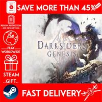 Darksiders Genesis (STEAM GIFT) 🎁🎁🎁 (get a bonus game 🎮 and a discount 💵 for the next purchase)