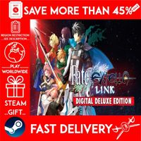 Fate/EXTELLA LINK - Digital Deluxe Edition (STEAM GIFT)🎁🎁🎁 (get a bonus game 🎮 and a discount 💵 for the next purchase)