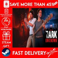 Fear the Dark Unknown (STEAM GIFT) 🎁🎁🎁 (get a bonus game 🎮 and a discount 💵 for the next purchase)