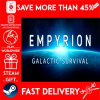 Empyrion – Galactic Survival (STEAM GIFT) 🎁🎁🎁 (get a bonus game 🎮 and a discount 💵 for the next purchase)