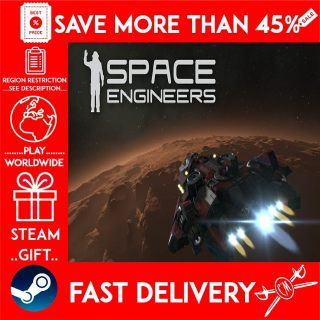 Space Engineers (STEAM GIFT)🎁🎁🎁 (get a bonus game 🎮 and a discount 💵 for the next purchase)