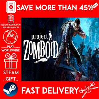 Project Zomboid (STEAM GIFT)🎁🎁🎁 (get a bonus game 🎮 and a discount 💵 for the next purchase)