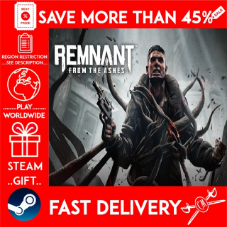 Remnant: From the Ashes (STEAM GIFT) 🎁🎁🎁 (get a bonus game 🎮 and a discount 💵 for the next purchase)