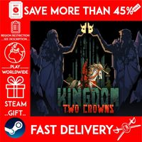 Kingdom Two Crowns (STEAM GIFT) 🎁🎁🎁 (get a bonus game 🎮 and a discount 💵 for the next purchase)