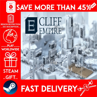 Cliff Empire (STEAM GIFT) 🎁🎁🎁 (get a bonus game 🎮 and a discount 💵 for the next purchase)
