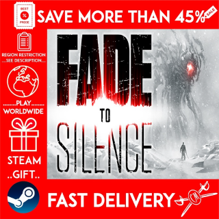 Fade to Silence (STEAM GIFT) 🎁🎁🎁 (get a bonus game 🎮 and a discount 💵 for the next purchase)