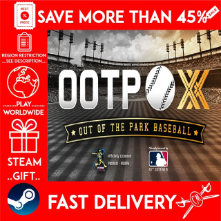 Out of the Park Baseball 20 (STEAM GIFT)🎁🎁🎁 (get a bonus game 🎮 and a discount 💵 for the next purchase)