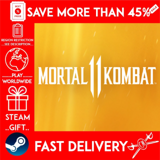 Mortal Kombat 11 (STEAM GIFT) 🎁🎁🎁 (get a bonus game 🎮 and a discount 💵 for the next purchase)