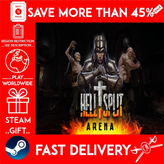 Hellsplit: Arena (STEAM GIFT) 🎁🎁🎁 (get a bonus game 🎮 and a discount 💵 for the next purchase)
