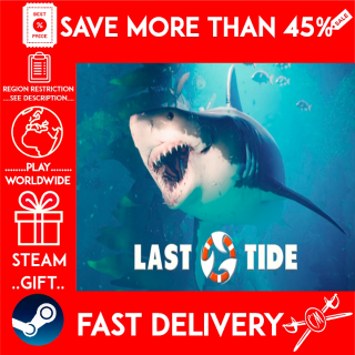 Last Tide (STEAM GIFT) 🎁🎁🎁 (get a bonus game 🎮 and a discount 💵 for the next purchase)