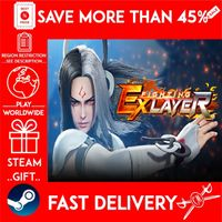 FIGHTING EX LAYER (STEAM GIFT)🎁🎁🎁 (get a bonus game 🎮 and a discount 💵 for the next purchase)