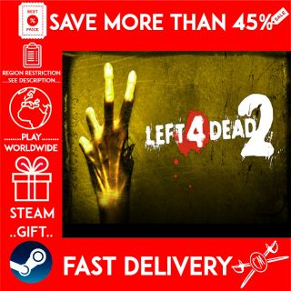 Left 4 Dead 2 (STEAM GIFT) 🎁🎁🎁 (get a bonus game 🎮 and a discount 💵 for the next purchase)