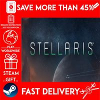 Stellaris: Standard Edition (STEAM GIFT)🎁🎁🎁 (get a bonus game 🎮 and a discount 💵 for the next purchase)
