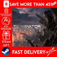 Terminator: Resistance (STEAM GIFT) 🎁🎁🎁 (get a bonus game 🎮 and a discount 💵 for the next purchase)