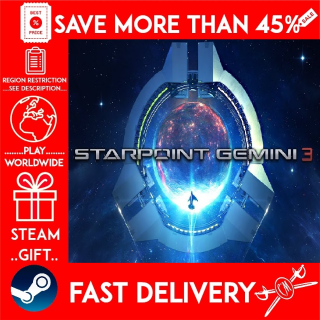 Starpoint Gemini 3 (STEAM GIFT) 🎁🎁🎁 (get a bonus game 🎮 and a discount 💵 for the next purchase)