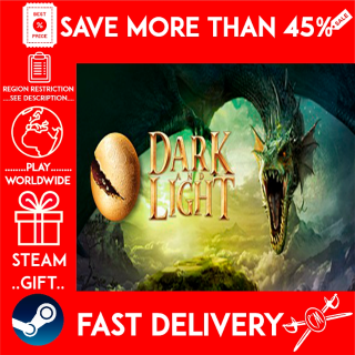 Dark and Light (STEAM GIFT)🎁🎁🎁 (get a bonus game 🎮 and a discount 💵 for the next purchase)