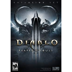 diablo 3 reaper of souls expansion code