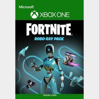 Code | Fortnite Robo Ray Pack