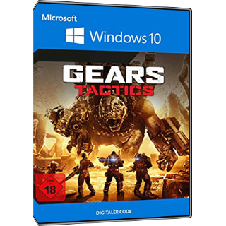Gears Tactics - Windows 10 Key