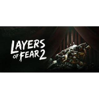 Layers of Fear 2 Steam Key [ GLOBAL+ INSTANT ]
