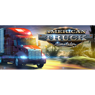 American Truck Simulator Steam Key