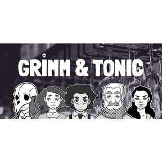 Grimm & Tonic cheapest on gameflip! instant delivery!