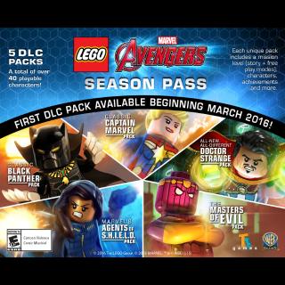 Lego Avengers Season Pass