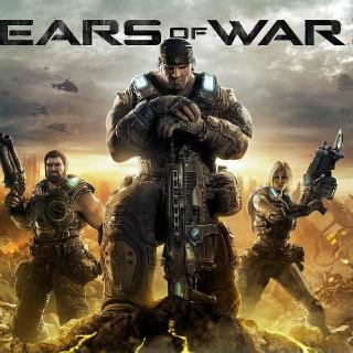 Xbox Gears of War 3