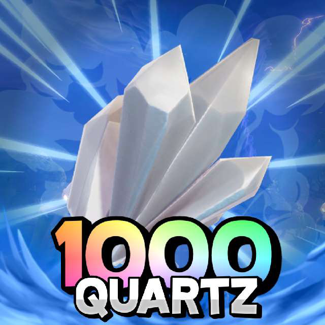 Quartz Crystal | 1000x