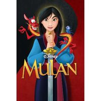 Mulan (Movies Anywhere/Vudu/Fandango Only)