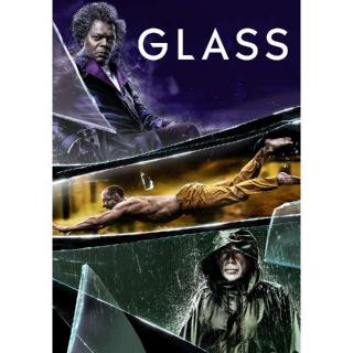 Glass (Movies Anywhere/Vudu)