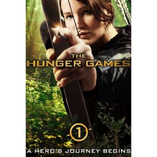 The Hunger Games (Vudu/Fandango Now/Google Play Only)