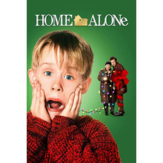 Home Alone 4K (iTunes)