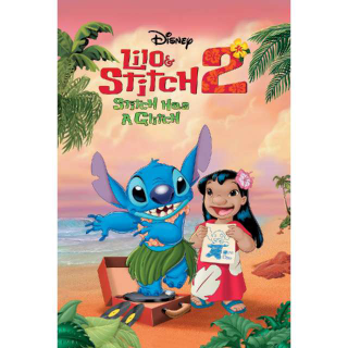 Lilo & Stitch 2: Stitch Has a Glitch (Movies Anywhere/Vudu/Fandango Only)