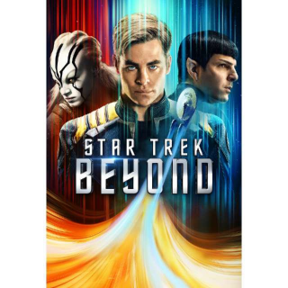 Star Trek Beyond 4K (iTunes)