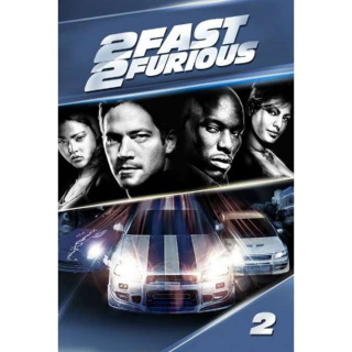 2 Fast 2 Furious (Movies Anywhere/Vudu)