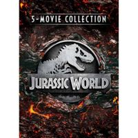 Jurassic World 5-Movie Collection (Movies Anywhere)
