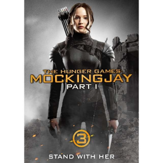The Hunger Games: Mockingjay - Part 1 (Vudu/Fandango Now/Google Play Only)