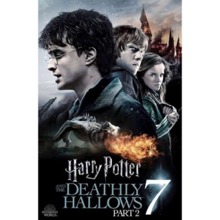 Harry Potter and the Deathly Hallows: Part 2 (Full Code)