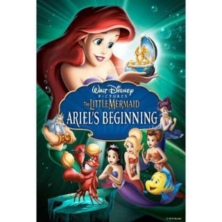 The Little Mermaid: Ariel's Beginning (Google Play)