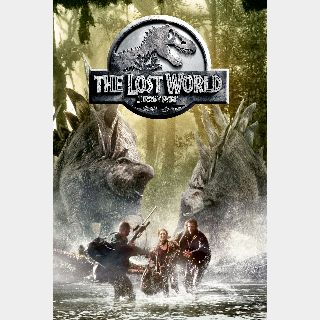 The Lost World: Jurassic Park (MA/Vudu)