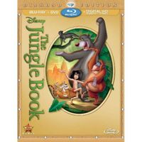 The Jungle Book 1967 - Diamond Edition (Movies Anywhere/Vudu/Fandango Only)