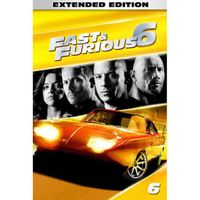 Fast & Furious 6 - Extended (Movies Anywhere/Vudu)