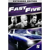 Fast Five - Extended (Movies Anywhere/Vudu)