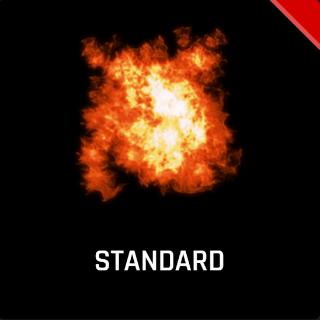 Standard | Crimson