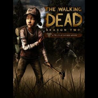 The Walking Dead: Season 2 Steam Key GLOBAL