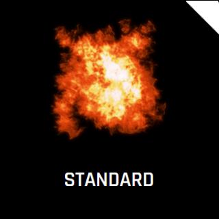 Standard | Titanium White
